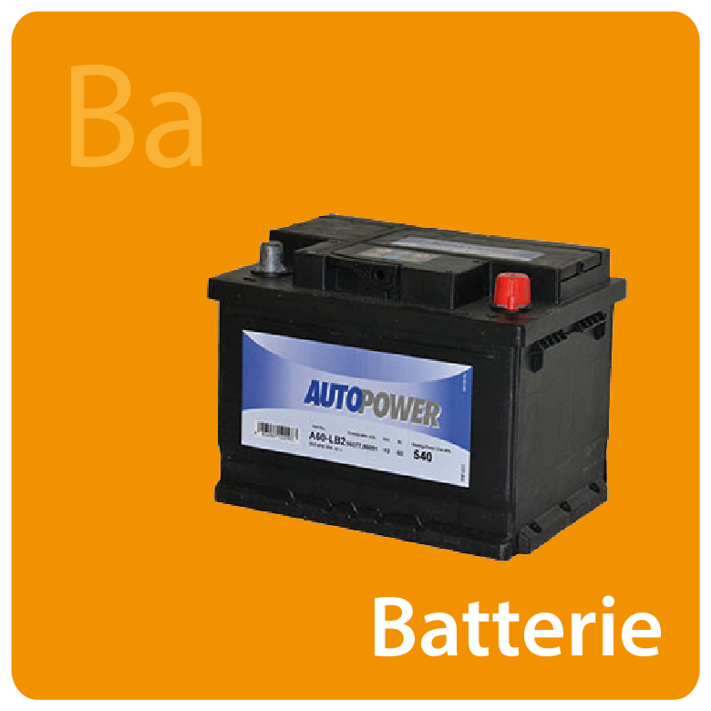 picto batterie